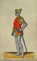 König king England Artus Tafelrunde Gral Ritter Kaiser Maximilian Innsbruck
