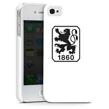 Apple iPhone 4 Premium Case Cover - 1860 weiss