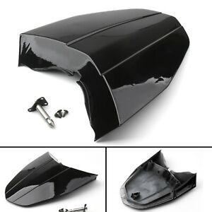 BLK ABS Pillion Rear Tail Solo Seat Cover Cowl Fairing ForKTM 690 13-15 BK