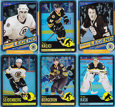 12-13 OPC David Krejci /100 Rainbow Black O-PEE-CHEE Bruins 119