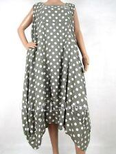 Unbranded Linen Plus Size Dresses for Women