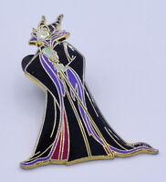 Disney Pin Villan Series Maleficent Standing With Staff Sleeping Beauty