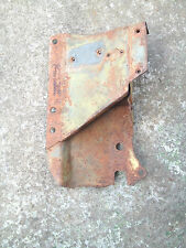 dodge militrary m37,etc., left fender core support,