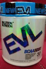 Evlution Nutrition - EVL BCAA5000 - PEACH LEMONADE - 30 Servings - Exp 7/2019