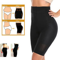 Tummy Control Shapewear Women Seamless Slimming Shaper Shorts High Waist Deco