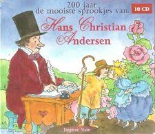 200 Jaar de Mooiste Sprookjes van Hans Christian Andersen - 10 CD Box