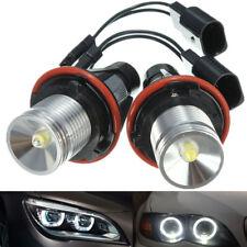 Hot For BMW Angel Eyes Halo White LED Ring Marker Light Bulbs X5 E39 E60 E63 etc