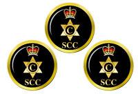 Mer Cadets SCC Cuisinier Badge Marqueurs de Balles de Golf