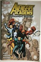 AVENGERS ACADEMY Permanent Record (2011) Marvel Comics TPB VG+ 1st