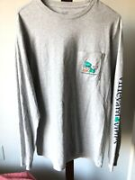 Vineyard Vines long sleeve graphic tee St. Patrick's Day