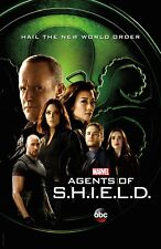 Agents Of Shield poster (d) - 11 x 17 inches