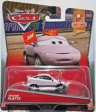 CARS - WILMAR FLATTZ - Mattel Disney Pixar