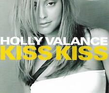 Holly Valance (CD1) - Kiss Kiss (2002 CD Single)