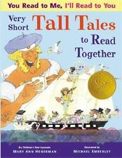 Very Short Tall Tales to Read Together by Mary Ann Hoberm NEW! HRDCVR FREE SHIP!