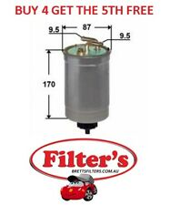 FUEL FILTER FOR LAND ROVER RANGE ROVER FREELANDER 2.0L TDi DFi 1998 - 2001