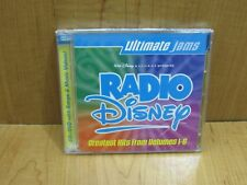 Radio Disney Ultimate Jams CD