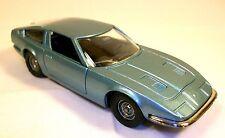 MASERATI INDY 1969 Verem 1/43 Made in France Metallic Blue Display Model Car