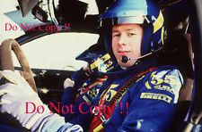 Colin McRae Subaru World Rally Championship Portrait Photograph 1