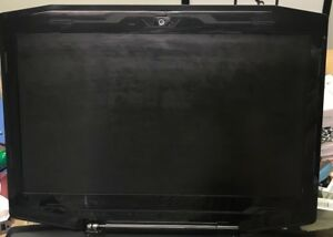 """Complete Screen Assembly for CyberPowerPC NL8 15.6""""  - Good Condition"""
