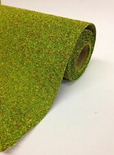 "Grass Mat: Spring Green 120cmx60cm 48""x24""  Javis Landscape scenery roll no. 71"