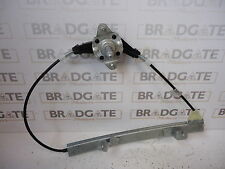 Fiat Grande Punto Manual Window Regulator Driver RIGHT Rear 2006-13 Model - New