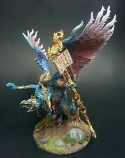 Games Workshop Greater Daemon of Tzeentch COMMISSION Pro Painted