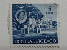 Trinidad & Tobago Stamp - 5 Cents