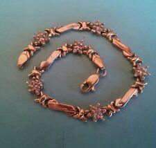"Vintage 14k Yellow Gold  Bracelet  Links  7.85 Grams 8"" Long ((397))"