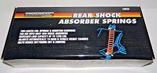 NEW Rear Shock Absorber Helper Spring Kit - Coil Spring Over Shock -Load Control