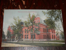 STATE COLLEGE PA - 1913 POSTCARD  ENGINEERING BUILDING PENN STATE EXC. CONDITION