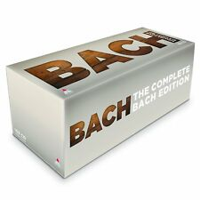 The Complete Bach Edition (Limited Edition) 153 CD NEUF