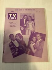 "Old Vintage ""TV GUIDE"" May 27, 1967 Spring Preview"