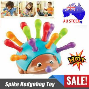 Learning Resources Spike The Fine Motor Hedgehog Sensory Educational Toy Gift AU
