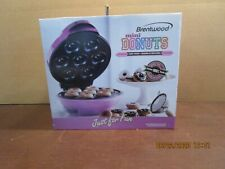 BRENTWOOD MINI DONUT MAKER, MODEL# TS-250