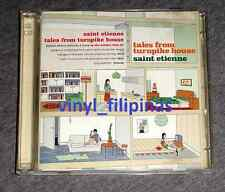 PHILIPPINES:SAINT ETIENNE TALES FROM TURNPIKE HOUSE,UP THE WOODEN HILLS, 2 CDS