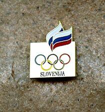 NOC Slovenija 1996 Atlanta OLYMPIC Games Games Pin