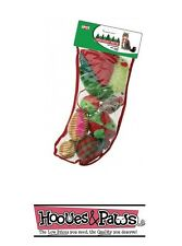 Ethical Holiday 9 PIECE Cat Christmas Stocking LARGE Pets Toy Toys