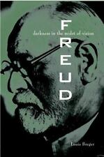 Louis Breger~FREUD: Darkness in the Midst of Vision~SIGNED~1ST/DJ~NICE COPY