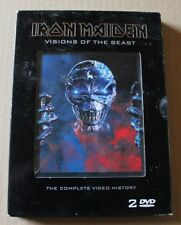 Iron Maiden - Visions of the Beast, 2 DVD