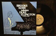 Brooks Kerr-Salutes Duke Ellington-Blue Wail 1003-GEORGE DUVIVIER