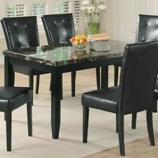 Coaster Anisa Dining Table in Cappuccino