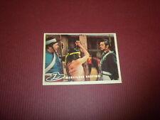 ZORRO #51 trading card 1958  TOPPS TV/Movie WALT DISNEY Guy Williams U.S.A.