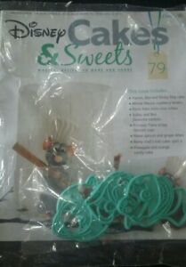 Disney Cakes & Sweets. Eaglemoss. Issue 79. Toy Story Stampers Hamm Slinky Rex