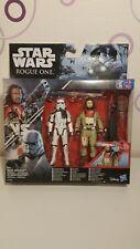 Star Wars Figur Baze Malbus & Clone Trooper Rogue One Hasbro Kenner Neu OVP