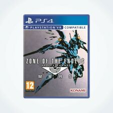 Zone of the Enders : The 2nd Runner MARS sur PS4 VR / Neuf / Sous Blister / VF