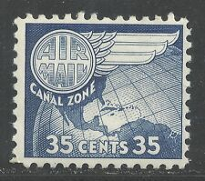 us possessions Canal Zone Airmail stamp scott c31 - 35 cent issue - mnh