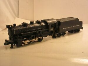 MTH Northern Pacific 1189 O Gauge 0-8-0 Steam Locomotive and Tender