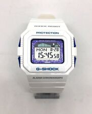 CASIO G-SHOCK ORIGINAL GLX-5500-7 WHITE G-LIDE MEN'S WATCH