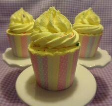 Bubble Bath Bomb Cupcake | Bath Fizzie | Viva La Juicy! type | 5 Ounces