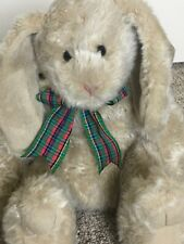 First & Main OATMEAL Bunny Tan Rabbit Plush Stuffed Animal NON-ALLERGENIC Lovey